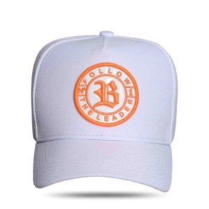 Boné Snapback Follow White Piano