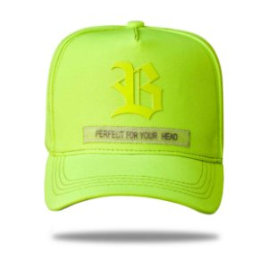 Boné Snapback Perfect Fluor Yellow