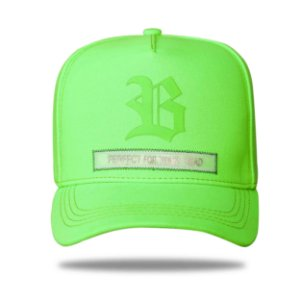 Boné Snapback Perfect Fluor Green