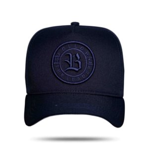 Boné Snapback Follow The Leader Blue