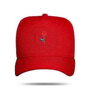 Boné Snapback My Life Style Red