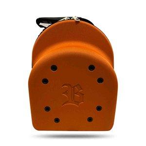 Case Cap Blck Basic Orange