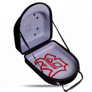 Case Cap Black Logo Red