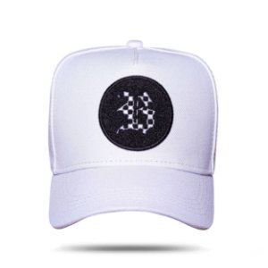 Boné Snapback Patch's Race