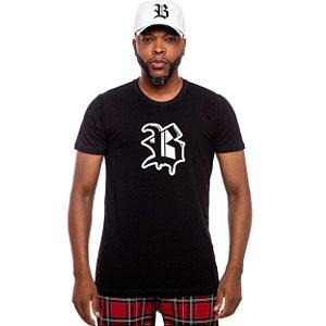 Camiseta Blck Splash Black