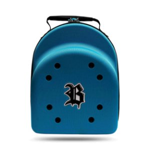 Case Cap Blue Logo Splash