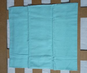 Prefold 10 camadas - Azul