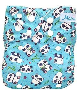 Fralda Ecológica Panda Mari Fraldas (Tu)