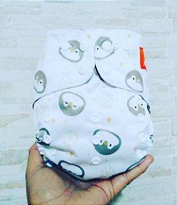 Pinguim - Pele a Pele - Pull - Pocket - Interior em dry-fit