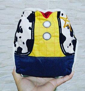 Woody - Aurorinha - Algodão - Pocket - Interior em dry-fit