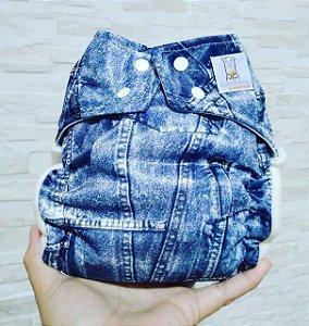 Jeans - Aurorinha - Pull - Pocket - Interior em dry-fit