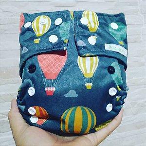 Balões - Brasileirinha - Pull - Pocket - Interior em Dry-fit