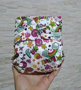 Divertida - Brasileirinha - Pull - Pocket - Interior em Dry-fit