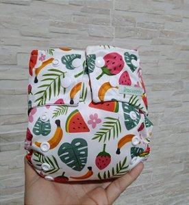 Frutas - Brasileirinha - Pull - Pocket - Interior em Dry-fit
