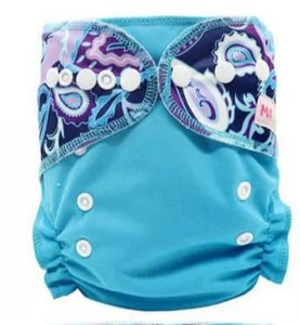 Abstrata Azul - Maboj - Pull - Pocket - Interior em dry-fit