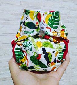 Fauna - Aurorinha - Pull - Pocket - Interior em dry-fit