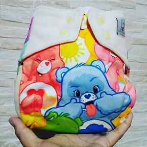 Ursinhos Carinhosos - Aurorinha -Soft - Pocket - Interior em dry-fit