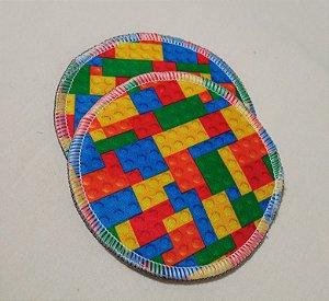 Lego - Absorvente de Seios - Pull