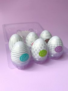 Masturbador Masculino Egg