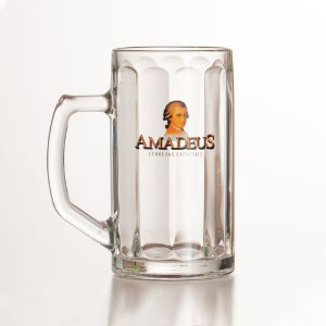 Caneca Canelada 400 ml Amadeus