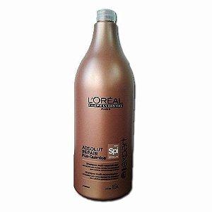 Loreal Absolut Repair Pós Química Shampoo Spirulin 1500ml