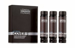 Loreal Homme Cover 5' Tintura - 3x50ml