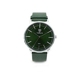 c03f50057f5 Relógio Masculino Tuguir Analógico 5000 Verde