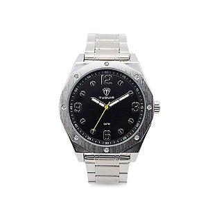 645d257bee6 Relógio Masculino Tuguir Analógico 5008 Prata e Rose - ROMAPLAC