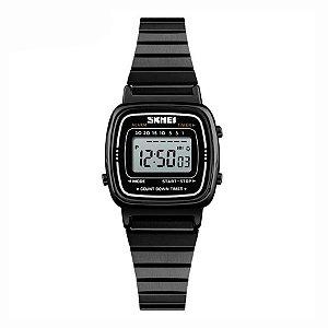 094e4ffaa Relógio Feminino Skmei Digital 1252 Preto