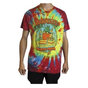 Camiseta Tie Dye Happy Hour