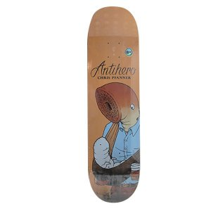 Shape Anti Hero Skateboards Chris Pfanner 8