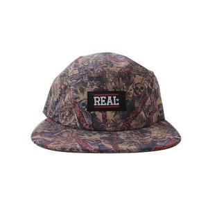 Boné Real Five Panel