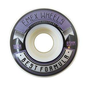 Roda Emex 102A Best Formula 53mm
