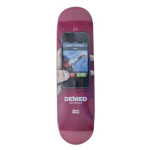 Shape Skate Mental 8.125