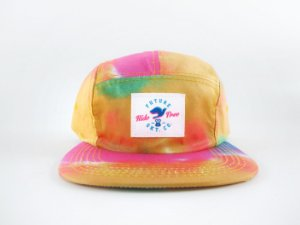 Boné Five Panel Future ​Tie Dye