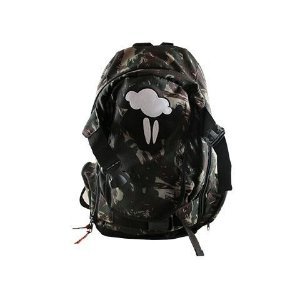 Mochila Black Sheep Skate Bag Camuflada