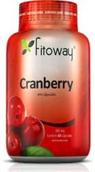 CRANBERRY FITOWAY 500mg - 60 CAPS.