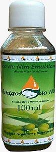 Óleo De Nim Emulsionado 100ml