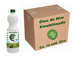 Óleo De Nim Emulsionado 12 Litros