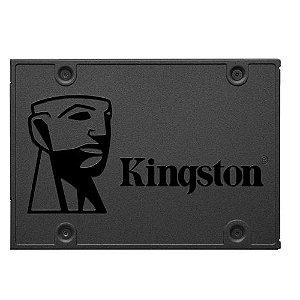 SSD SATA KINGSTON 2,5' A400 - SELECIONE A CAPACIDADE