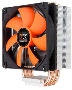 Cooler Xigmatek Gaia II - (AMD/Intel) - Laranja - CAC-SXHH3-U0A - NÃO SERVE EM AM4