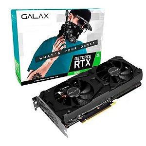 Placa De Vídeo Nvidia Geforce Galax Rtx 3060 12gb 1 Click O.c - 36nol7md1voc