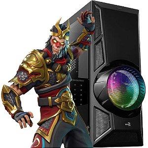 Computador Gamer Intel Core I5, Memória 16gb, HD 1tb, Fonte Real 500W, Geforce 2GB