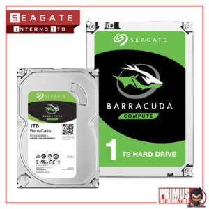 HD SEAGATE BARRACUDA ST1000DM010 1TB 7200RPM 64MB SATA III