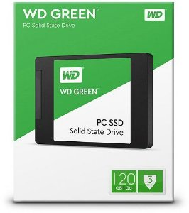 SSD 120gb WESTERN DIGITAL