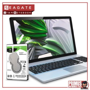 HD Seagate SATA 2,5´ p/ Notebook Laptop BarraCuda 2TB 5400RPM 128MB Cache SATA 6.0Gb/s - ST2000LM015
