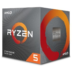 Processador AMD Ryzen 5 3600X Cache 32MB 3.8GHz (4.4GHz Max Turbo) AM4 - 100-100000022BOX