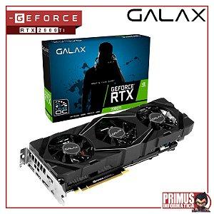 Placa de Vídeo Galax NVIDIA GeForce RTX 2080 TI SG (1-Click OC) 11GB, GDDR6