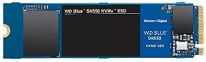 SSD M.2 NVME WD BLUE SN550