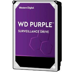 HD INTERNO DVR/SURVEILLANCE WD PURPLE 3,5'